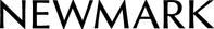 Newmark Logo Black Cmyk