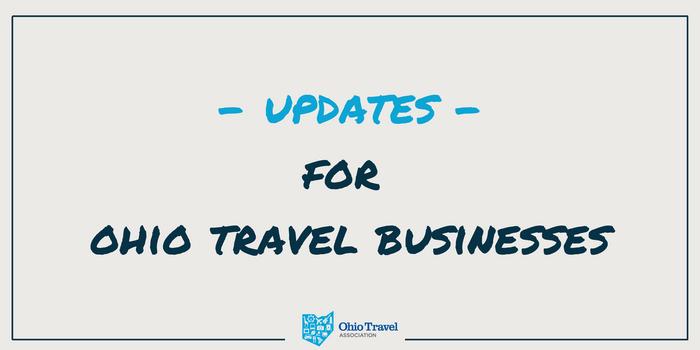 Update 10/22/21: Ohio's Travel Industry and the Coronavirus (COVID-19)
